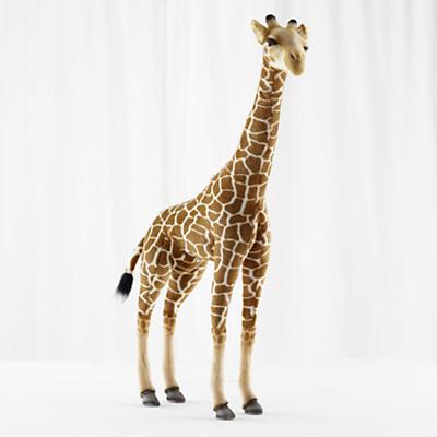 Medium Plush Giraffe