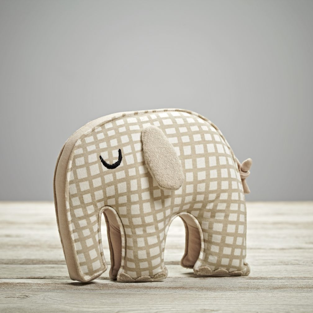 Wild Style Plush (Elephant)