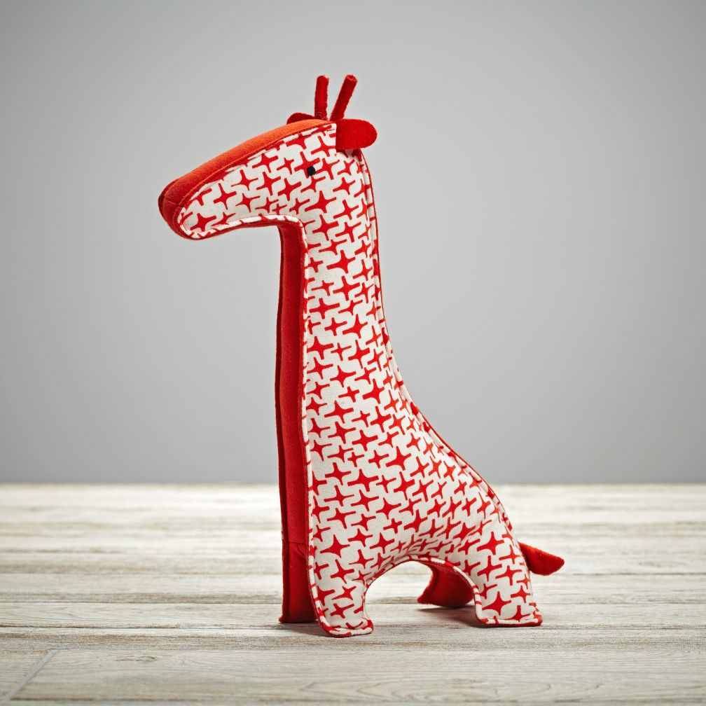 Wild Style Plush (Giraffe)