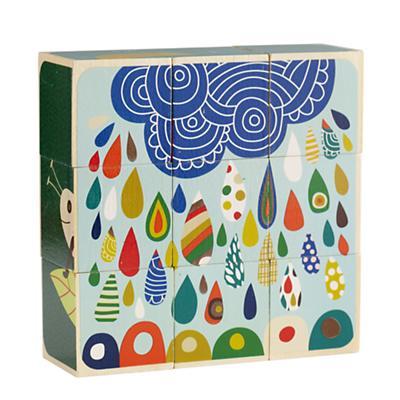 Artist Collective Color Blocks (Nature)