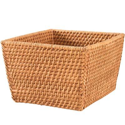 Rattan Shelf Basket (Honey)