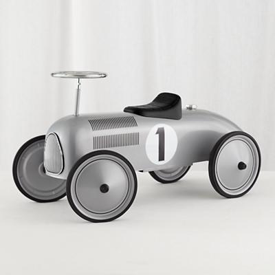Go Speedster Racers, Go!