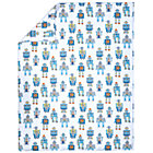 Twin Robot Duvet Cover