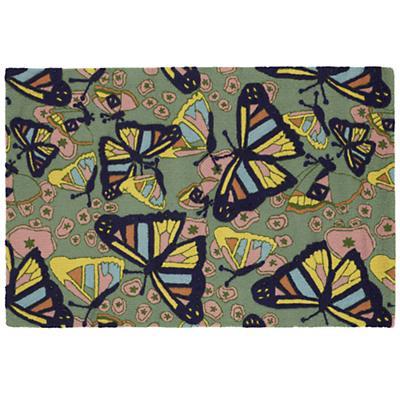 5 x 8' Flutter By Rug