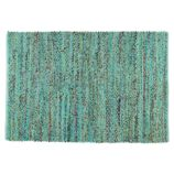 4 x 6' Color Fusion Rug (Blue)