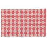 5 x 8' Half Shell Rug (Pink)