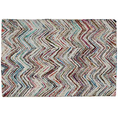 5 x 8' Color Static Rug