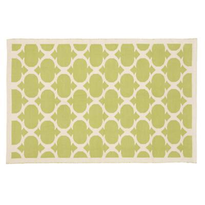 4 x 6' Magic Carpet Rug (Green)