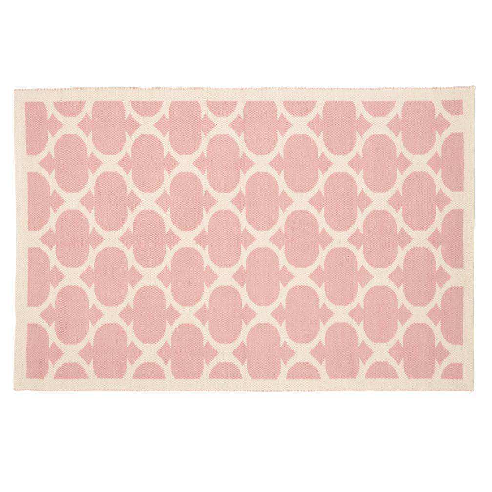 5 x 8' Magic Carpet Rug (Pink)