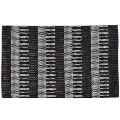 5 x 8' 88-Key Rug (Grey)