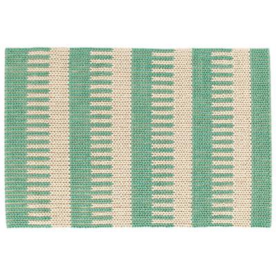 4 x 6' 88-Key Rug (Teal)