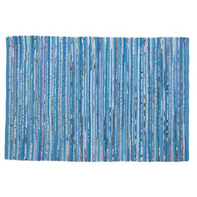 8 x 10' Color Inside the Lines Rug (Blue)