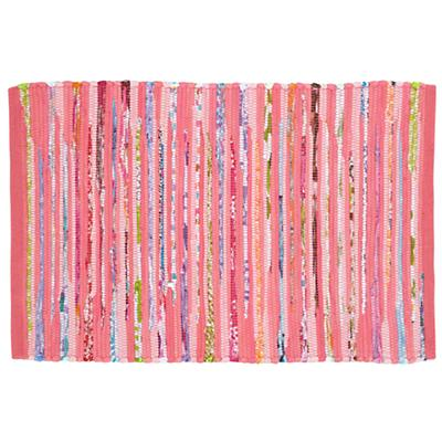 8 x 10' Color Inside the Lines Rug (Pink)