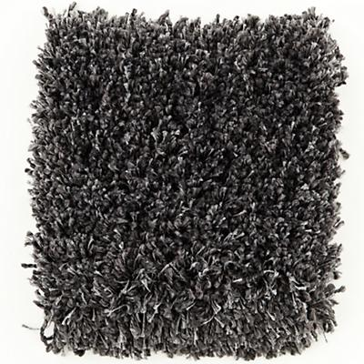 If You're Shaggy And You Know It Grey Rug Swatch