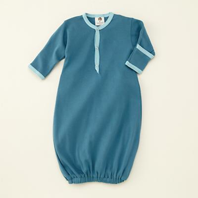 0-3 mos. Blue Sleep Sack
