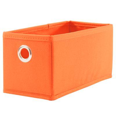 Orange Narrow Drawer