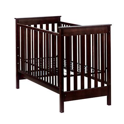Straight Up Crib (Espresso)