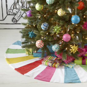 Rainbow Tree Skirt