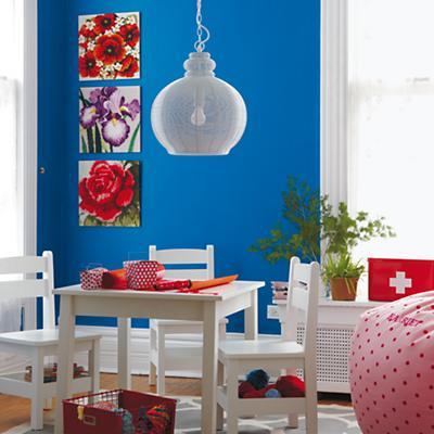In Faux Bloom Wall Art (Poppies)