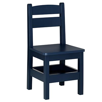 Storage Chair (Midnight Blue)