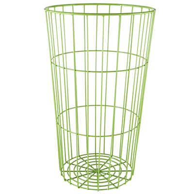 Flea Market Wire Ball Bin (Green)