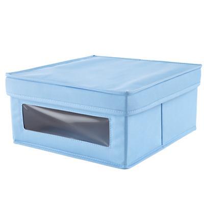 I Think I Canvas Sweater Box (Lt. Blue)