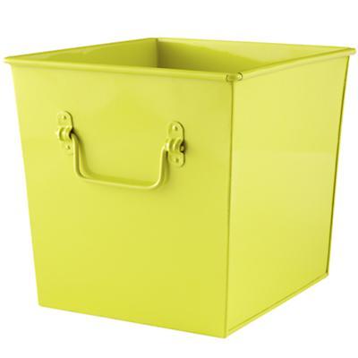 I Could've Bin a Cube Bin (Lime)