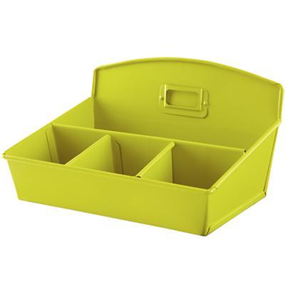 I Could've Bin a Desk Organizer (Lime)