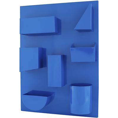 I Could've Bin a Wall Organizer (Blue)