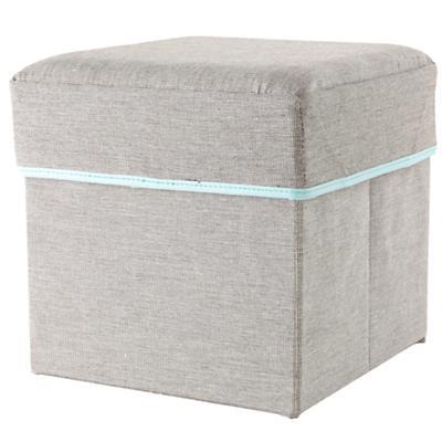 A Neat Seat Storage Cube (Blue)
