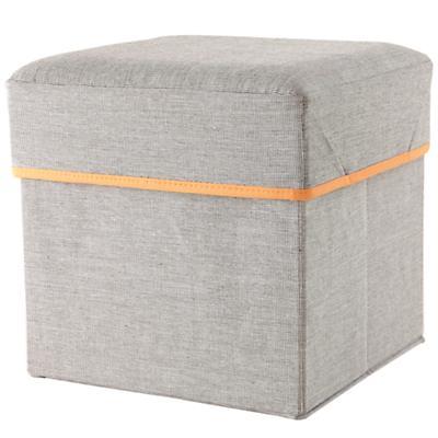 A Neat Seat Storage Cube (Orange)
