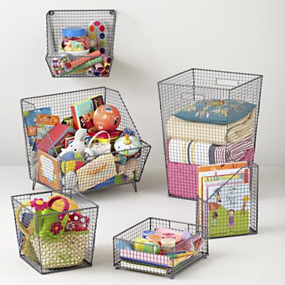 Down to the Wire Bins - Land of Nod