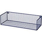"""20"""" Blue Down to the Wire Shelf"""