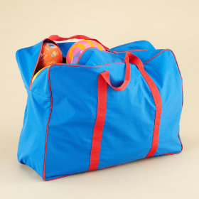 Blue Grab Bag Storage Bag