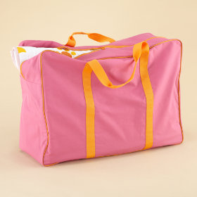 Pink Grab Bag Storage Bag