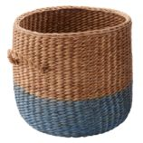 Half Tone Floor Basket (Blue)