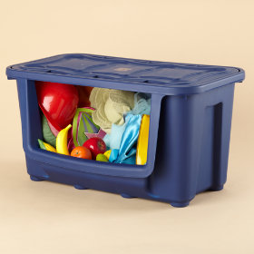 Pack It In Bin (Blue)