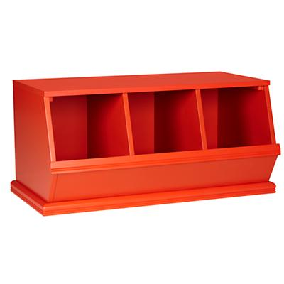 3-Bin Palooza (Orange)