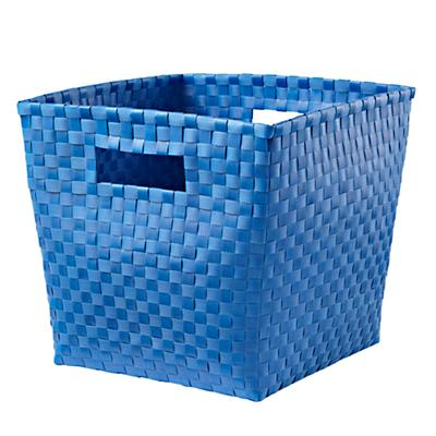 Strapping Cube Bin (Blue)