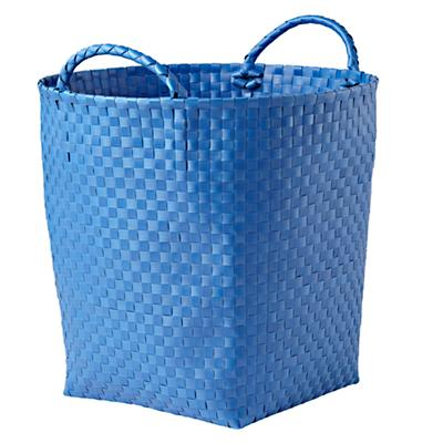 Strapping Floor Bin (Blue)