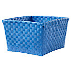 Blue Shelf Basket