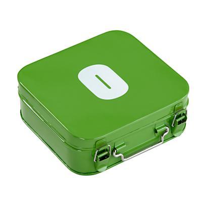 Letter Box O