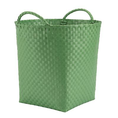 Strapping Floor Bin (Dk. Green)
