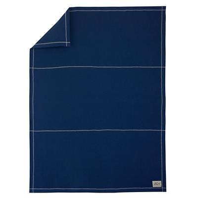 Full-Queen Sweatshirt Blanket (Dk. Blue)