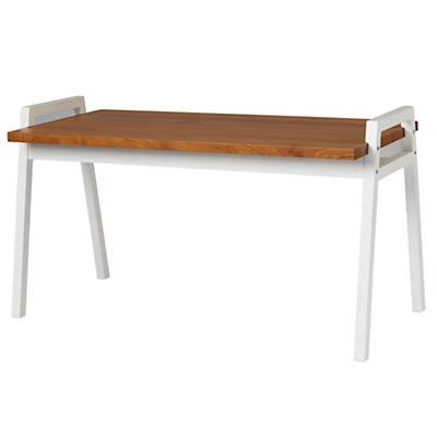 Two-Tone Teak Play Table