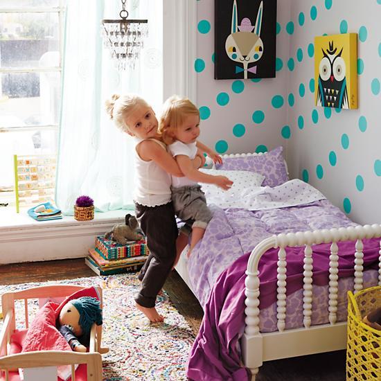 Jenny Lind Toddler Bed White