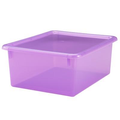 "Purple  5.25"" Top Box"