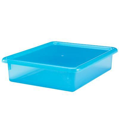 "Blue 3.5"" Top Box"