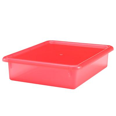 "Red 3.5"" Top Box"
