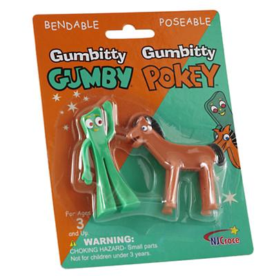 Mini Gumby and Pokey Set